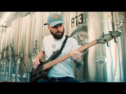 August Burns Red - Bones (Dustin Davidson Bass Playthrough)