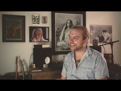 "Trevor Hall - Inside The Album: ""great storm clouds"""