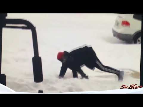 """The Hang with Brian Culbertson """"Stay Wit It Moment"""" - The Snow Shovel Guy"""