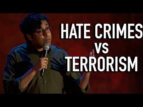 Hate Crimes vs Terrorism by Hari Kondabolu