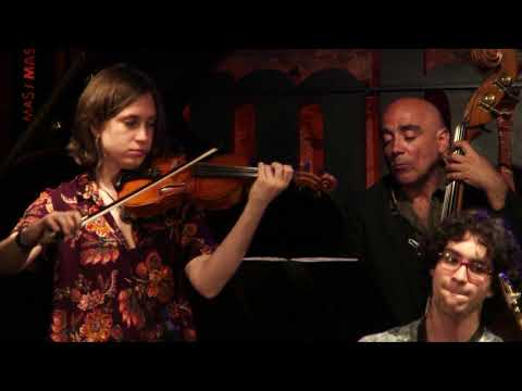 2019 sophisticated lady JOAN CHAMORRO  & the young band & ÈLIA BASTIDA