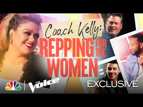 Kelly Is Ready to Compete Against the Boys - The Voice 2021