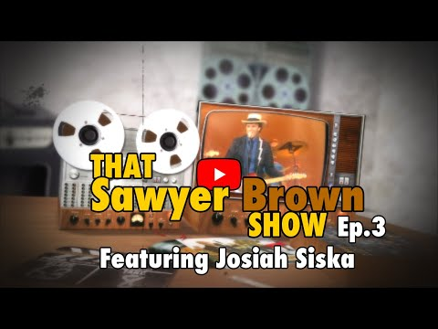 "Save the Date!! We will be streaming episode 3 of ""THAT SAWYER BROWN SHOW"""