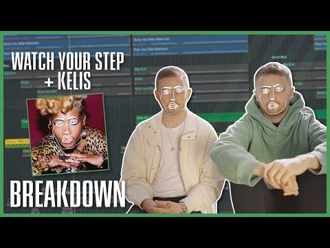 Disclosure - Watch Your Step with Kelis: Twitch Breakdown