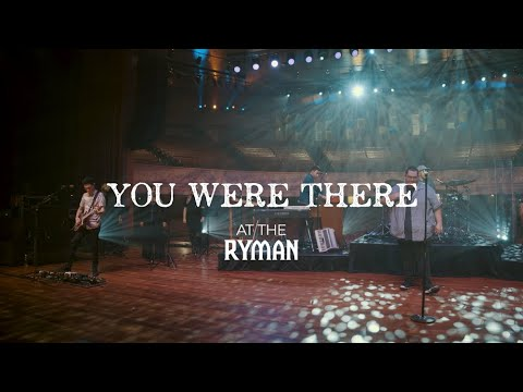 Sidewalk Prophets - You Were There (Live From The Ryman)