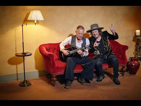 Sting & Zucchero - September (Live Acoustic)