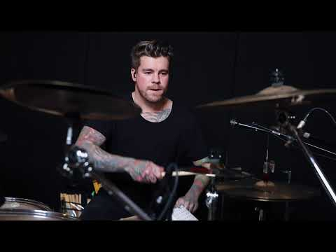 Memphis May Fire- CARRY ON (Official Drum Through)