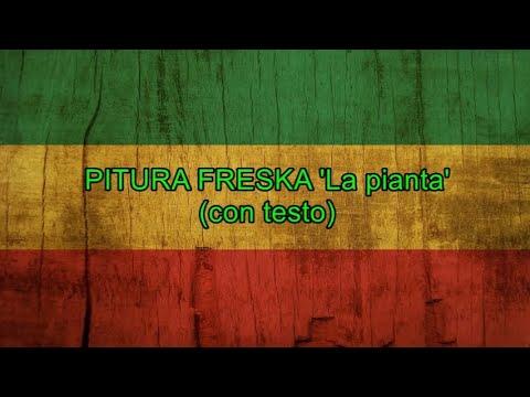 La pianta (con testo) - Pitura Freska