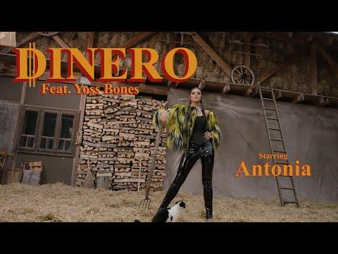 ANTONIA x Yoss Bones - Dinero   Teaser