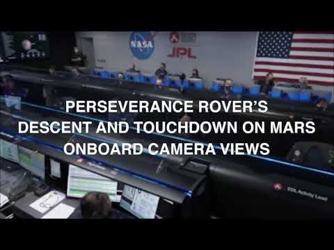 Fly With Me (Mars Perseverance Rover edition)