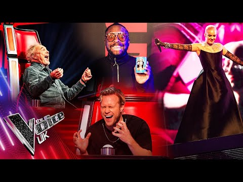 The Best of the Blinds! | The Voice UK 2021