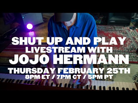 "Jojo Hermann ""Shut Up And Play"" Ep. 05 