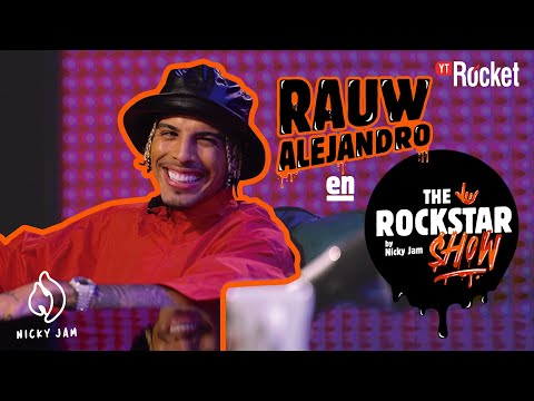 THE ROCKSTAR SHOW By Nicky Jam 🤟🏽 - Rauw Alejandro | Capítulo 6