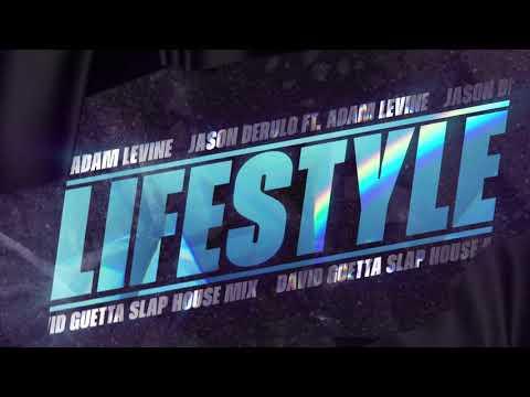Jason Derulo - Lifestyle (feat. Adam Levine) [David Guetta Slap House Mix]