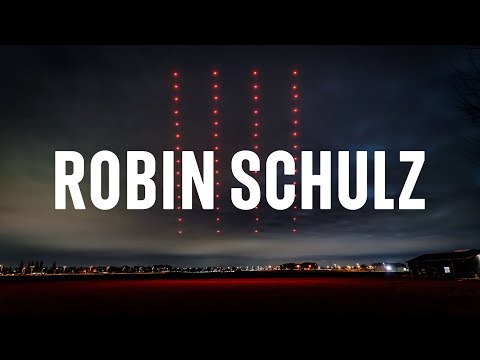 Robin Schulz - IIII Album Release (Drone Light Show)