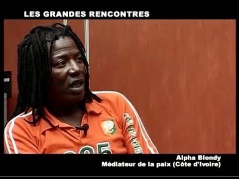 Alpha Blondy - Interview sur la Politique ivoirienne 2005