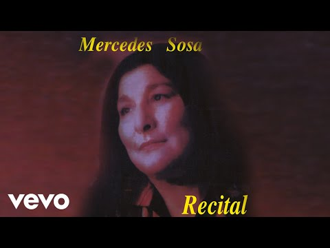 Mercedes Sosa - Zamba Al Zafrero (Audio)