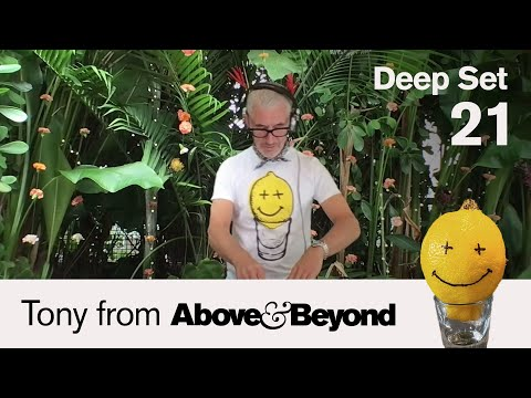 Tony from A&B: Deep Set 21 | 6 hour livestream DJ set w/ guest Velero [ @Anjunadeep ]