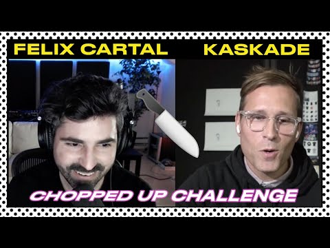 Chopped Up Challenge: Week 1 with Kaskade