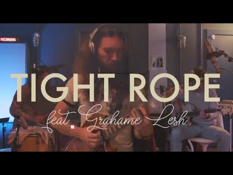 """The Band of Heathens feat. Grahame Lesh """"Tight Rope"""" (Leon Russell)"""