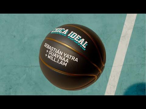 Sebastián Yatra, Guaynaa, will.i.am - Chica Ideal (Remix)