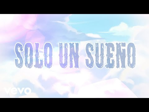 Christian Nodal - Solo Un Sueño (Letra)