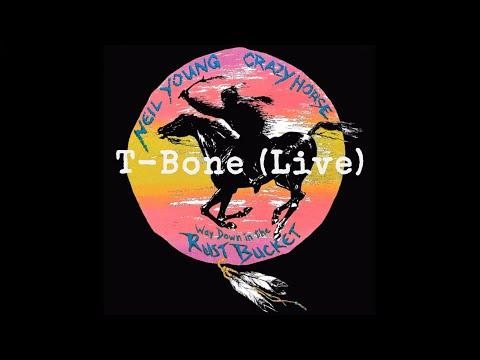 Neil Young & Crazy Horse - T-Bone (Official Live Audio)