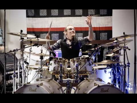 KORPIKLAANI - Samuli Mikkonen - Verikoira (OFFICIAL DRUM PLAYTHROUGH)
