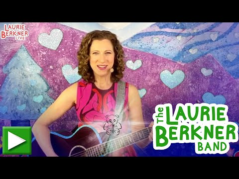 """Beautiful Light"" by The Laurie Berkner Band 