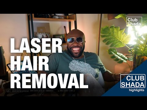Laser hair removal in private parts | Club Shada