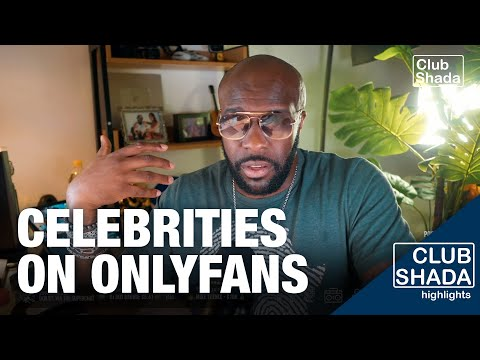 Celebrities on OnlyFans | Club Shada