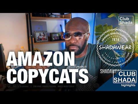 All the copycats live on Amazon | Club Shada