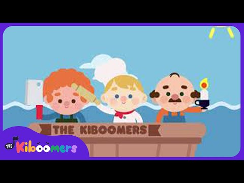 Rub a Dub Dub | The Kiboomers | Nursery Rhymes | Children Songs | Rub a Dub Dub Three Men in a Tub