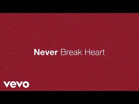 Eric Church - Never Break Heart (Lyric Video)