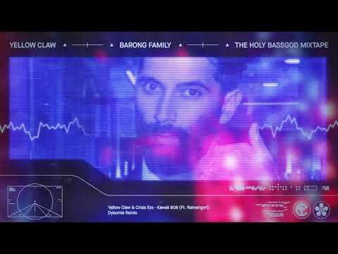 Yellow Claw Presents: The Holy Bassgod Mixtape