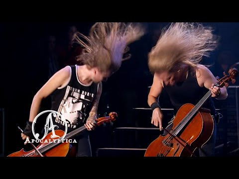 Apocalyptica - Inquisition Symphony (Pol'and'Rock Festival 2016)
