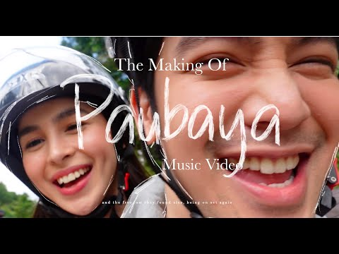 Paubaya Music Video [Behind The Scenes] : The Story Of Paubaya by Moira Dela Torre ❄