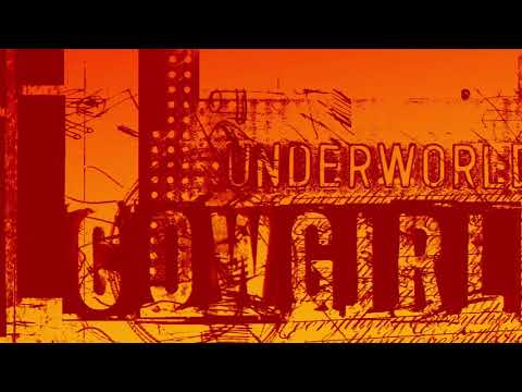 Underworld - Cowgirl Remix id2 A1804 (1993) *COWGIRL LIMITED DROP AVAILABLE NOW*