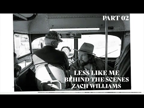 "Zach Williams  - Behind the Scenes: Part 2 - ""Less Like Me"" Music Video"