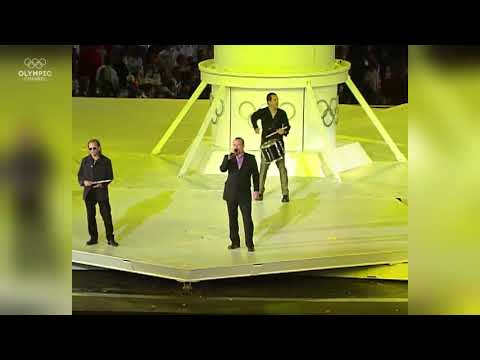 "Colin Hay Men At Work ""Down Under"" Live from the 2000 Sydney Olympics"