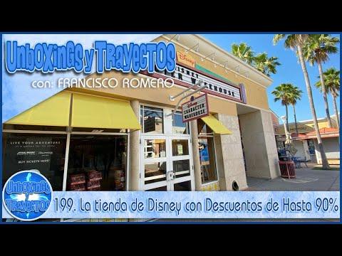 199. La tienda de Disney con Descuentos de Hasta 90%