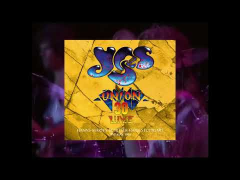 Yes – Owner Of A Lonely Heart live at Union Live: 30th Anniversary Box Set