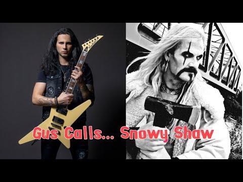Gus G. Hanging w/ Snowy Shaw