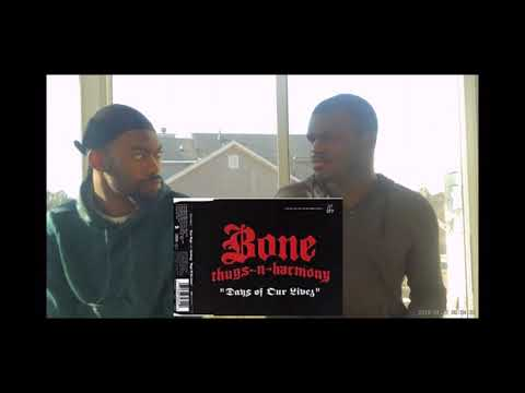 Bone Thugs Days of our Lives Reaction (the vibes TV)