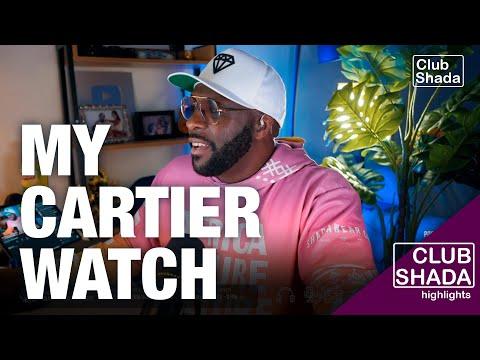 My Cartier watch | Club shada