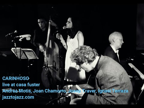 2014 carinhoso ANDREA MOTIS, JOAN CHAMORRO, JOSEP TRAVER, IGNASI TERRAZA