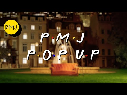 """PMJ Pop-Up: Evolution Of The """"Friends"""" Theme (I''ll Be There For You) ft. The Rembrandts"""