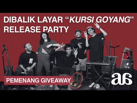 "SEADAADANYA EPS. #125 | Dibalik Layar ""Kursi Goyang"" Release Party"