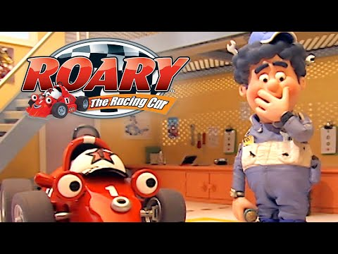 Roary the Racing Car | Best Big Chris Episodes | Full Episodes Compilation | Cartoons For Kids