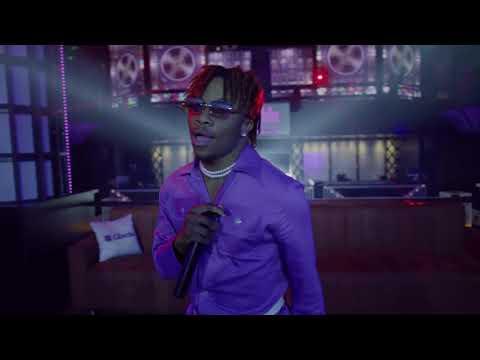 Oxlade - DKT / Away (Live From Gbedu Awards / 2021) #gbeduawards